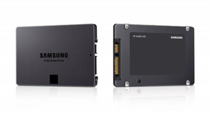 Samsung начала производство скоростных SSD-накопителей нового поколения
