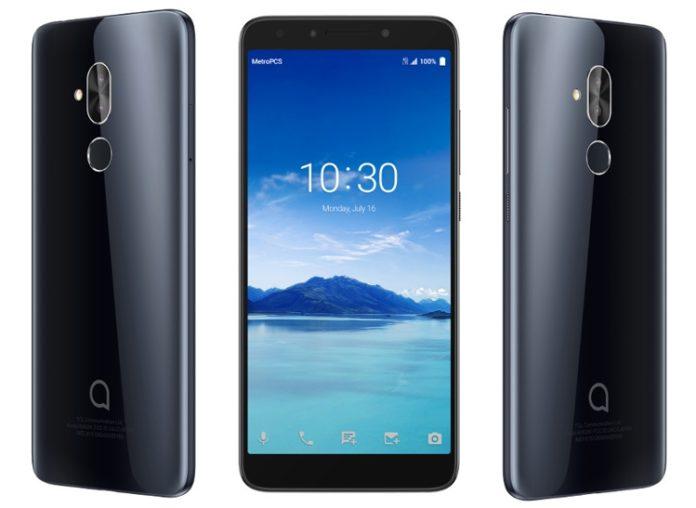 Бюджетный смартфон Alcatel 7 получил экран Full HD+