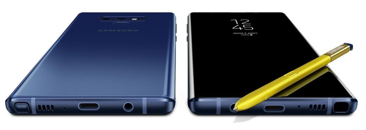 Обзор смартфона Samsung Galaxy Note 9: новый №1