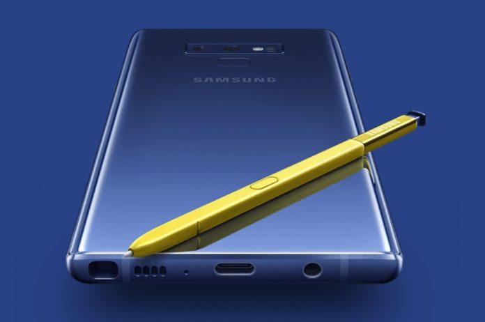 Флагман Samsung Galaxy Note 9: официальные характеристики, цена в России и дата начала продаж