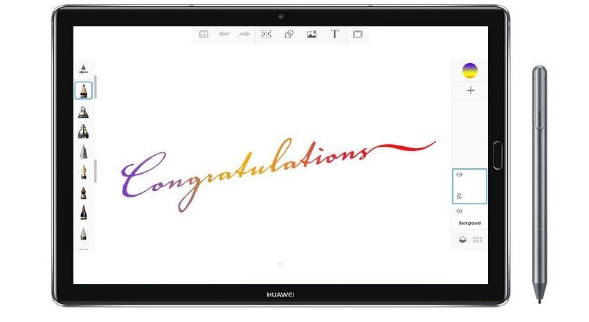 Huawei MediaPad M5 Pro со стилусом и USB-3.0-интерфейсом