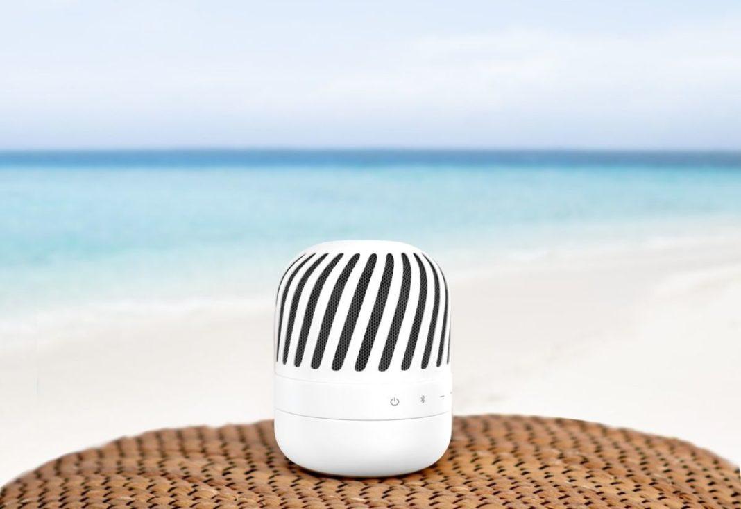 Для пляжа и пикника: обзор маленькой Bluetooth-колонки LG XBOOM Go PJ3