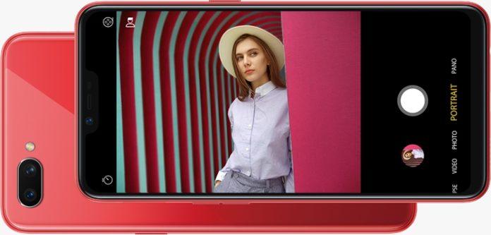 OPPO представила бюджетный смартфон A3s