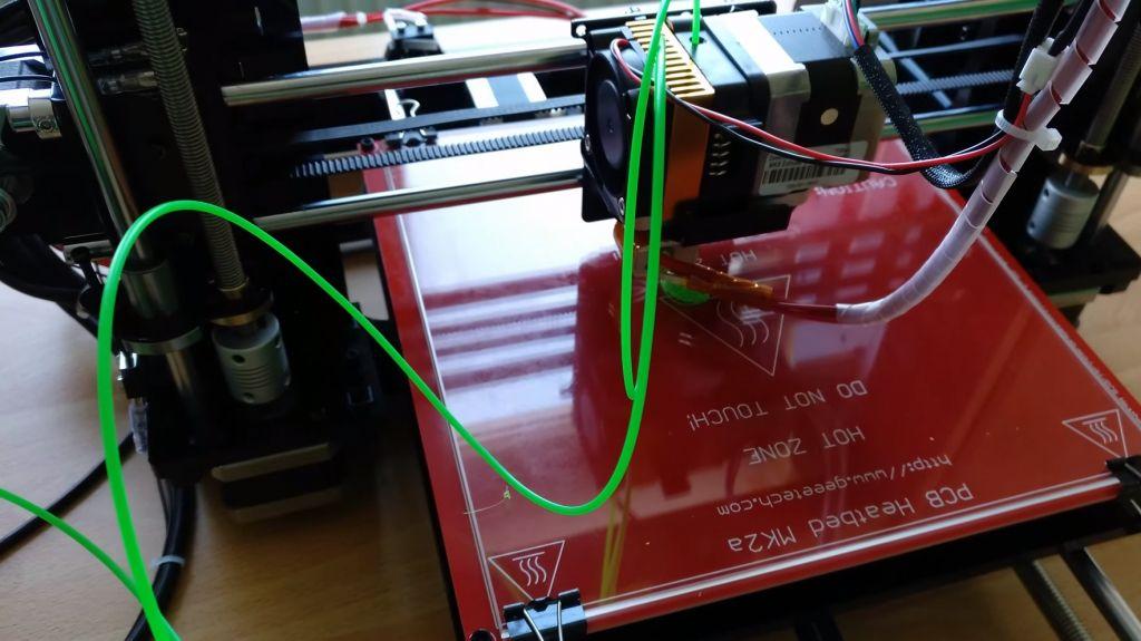 как выглядит 3d принтер