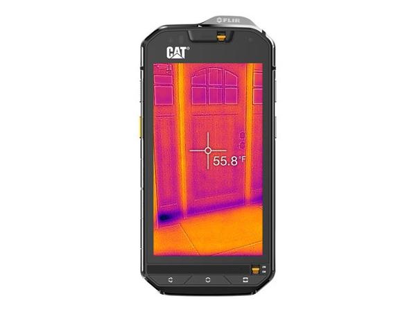 Тест Caterpillar CAT S61: смартфон для рабочего класса
