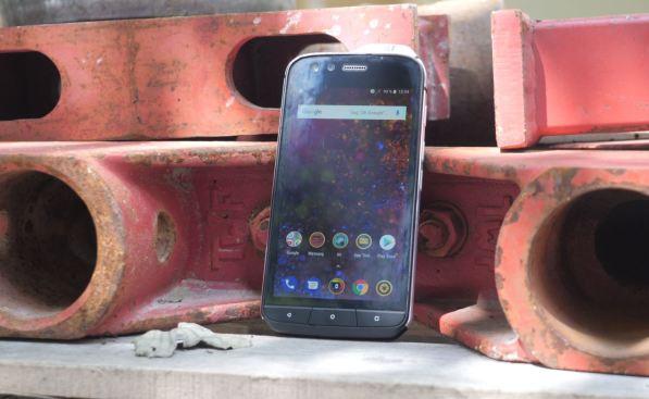 Тест Caterpillar CAT S61: смартфон, который ничего не боится