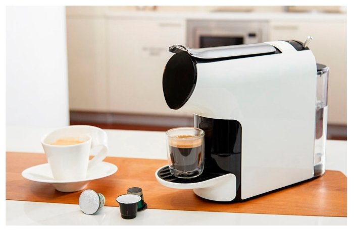 xiaomi scishare capsule espresso кофемашина