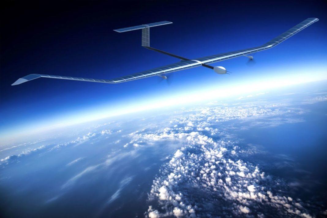 Дрон на солнечных батареях провел в воздухе 26 дней