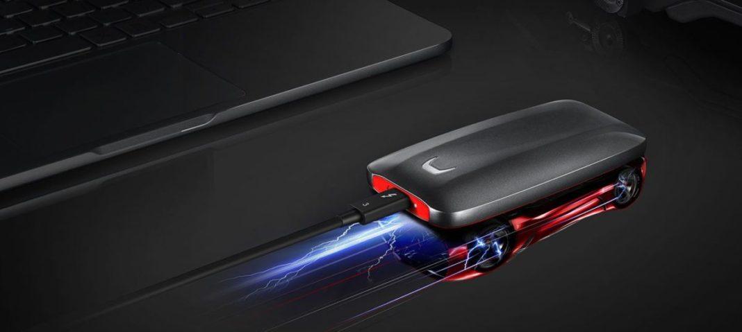 Тест SSD-накопителя Samsung X5 1TB: быстрый и красивый