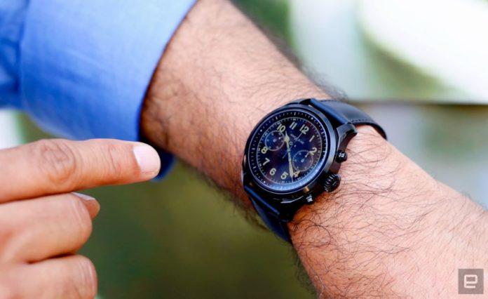Представлены первые умные часы на базе новой платформы Snapdragon Wear 3100