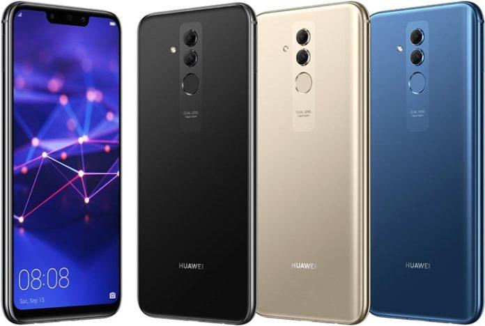 Huawei представила интересный смартфон-середнячок Mate 20 Lite