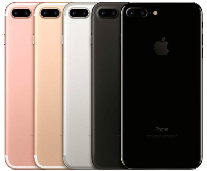 iPhone 7 и iPhone 6s все еще гораздо популярнее последнего поколения