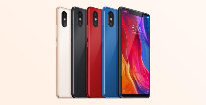 Xiaomi снизила цену на смартфон Xiaomi Mi 8 SE