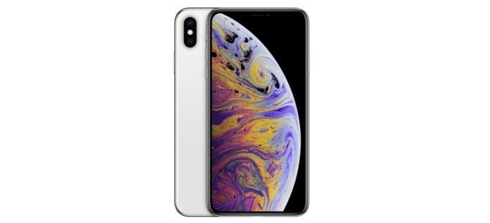 Новый iPhone Xs Max получил самый большой в истории iPhone дисплей