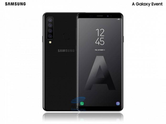 Рассекречен первый смартфон Samsung с четверной камерой