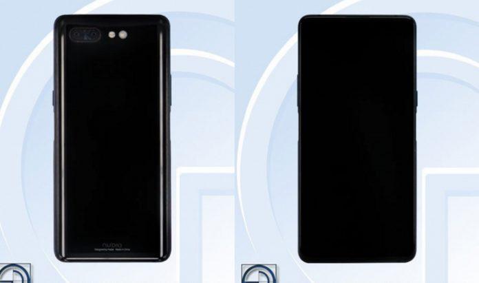 ZTE готовит безумный смартфон с двумя экранами, одной камерой и двумя сканерами отпечатка