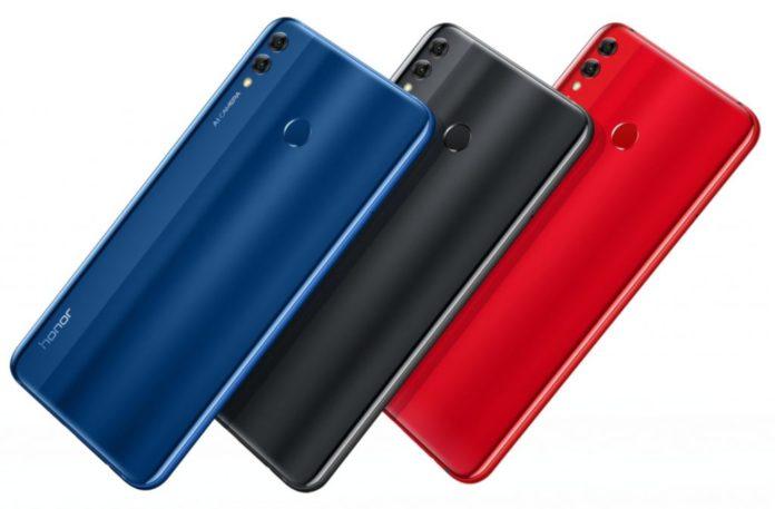Huawei представила гигантский смартфон-долгожитель Honor 8X Max