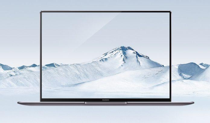 Названа российская цена безрамочного ноутбука Huawei