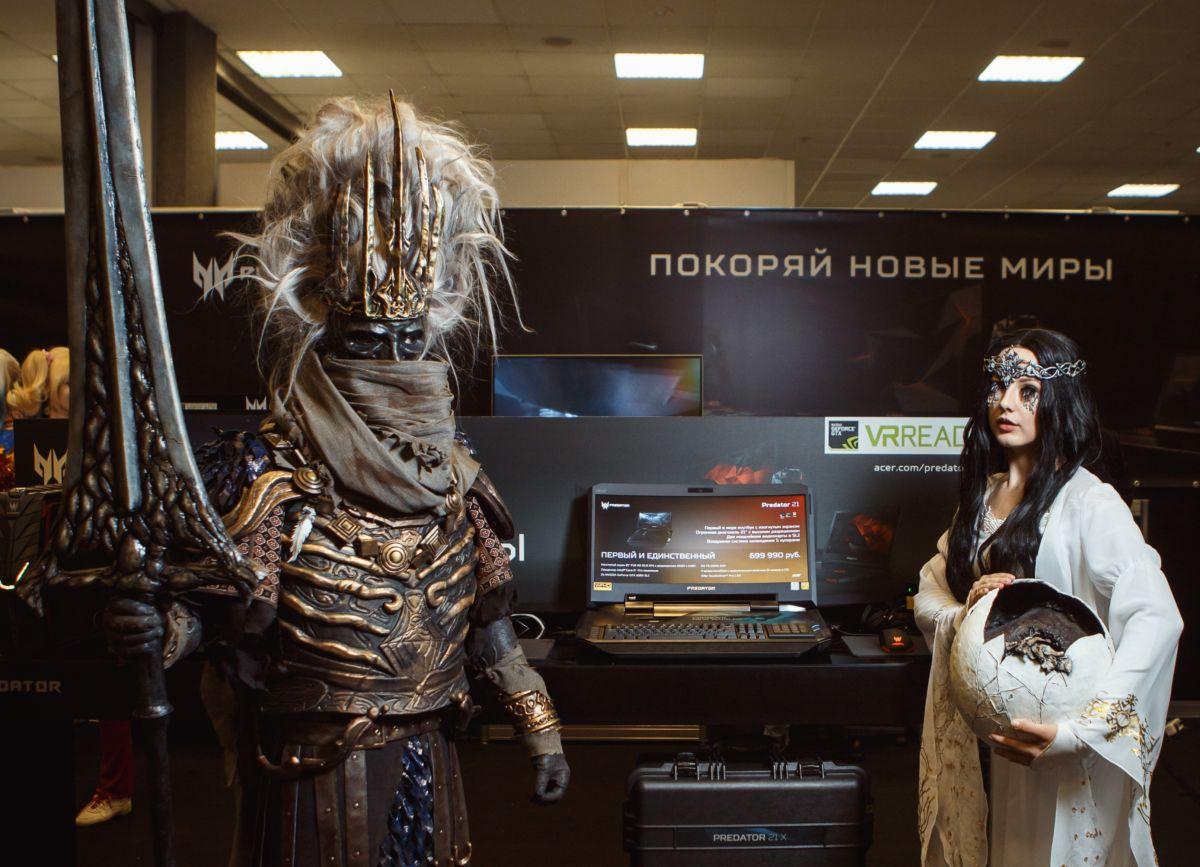 Acer разыграет игровые ноутбуки Predator Helios 300