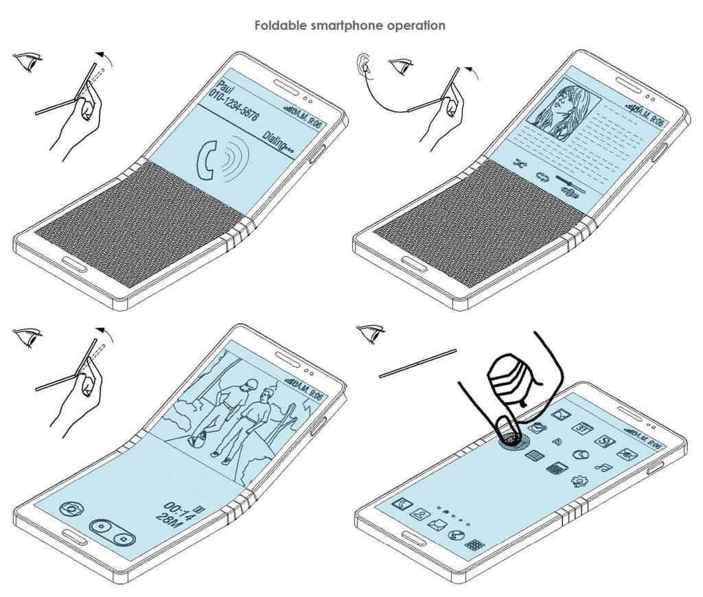 Samsung Galaxy X выйдет уже в этом году: подробности о складном смартфоне
