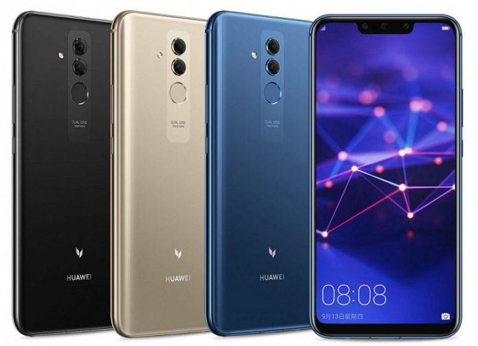 Huawei представила мощный и недорогой смартфон Maimang 7