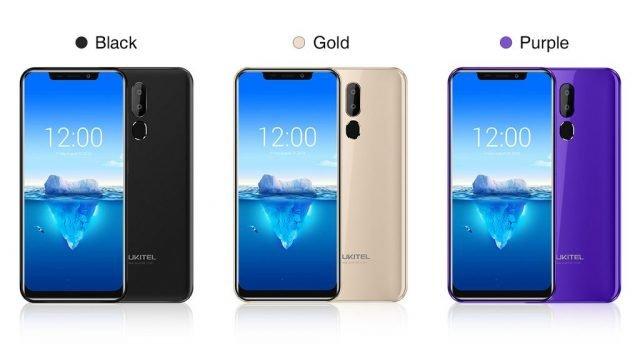 Похожий на флагман смартфон Oukitel C12 Pro стоит всего $90