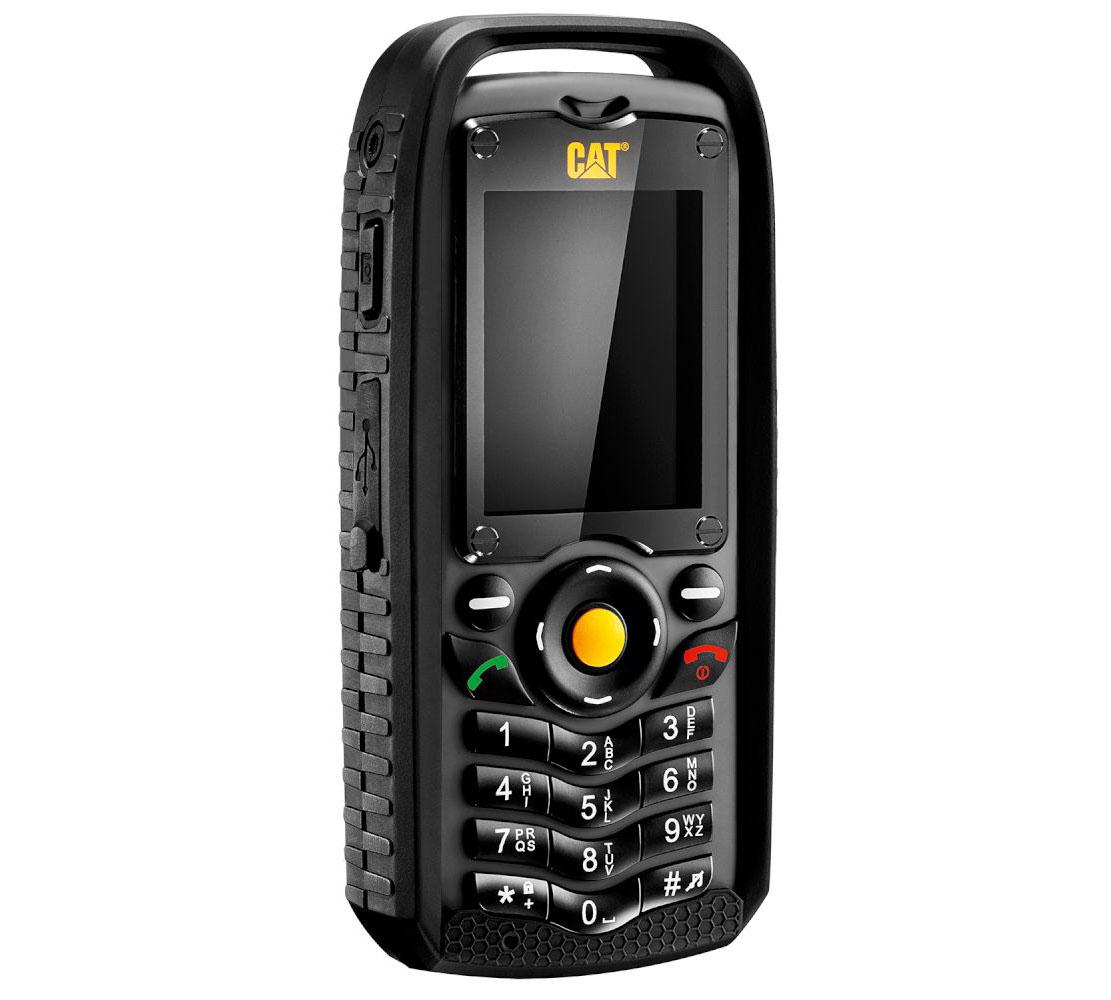 Внедорожный телефон Cat B35 практически невозможно сломать