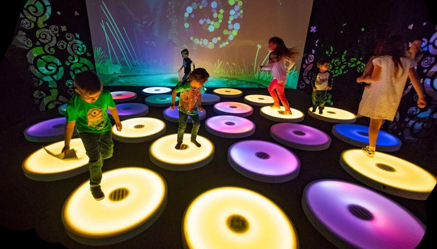 Интерактивные музеи: куда сходить с детьми в выходной?