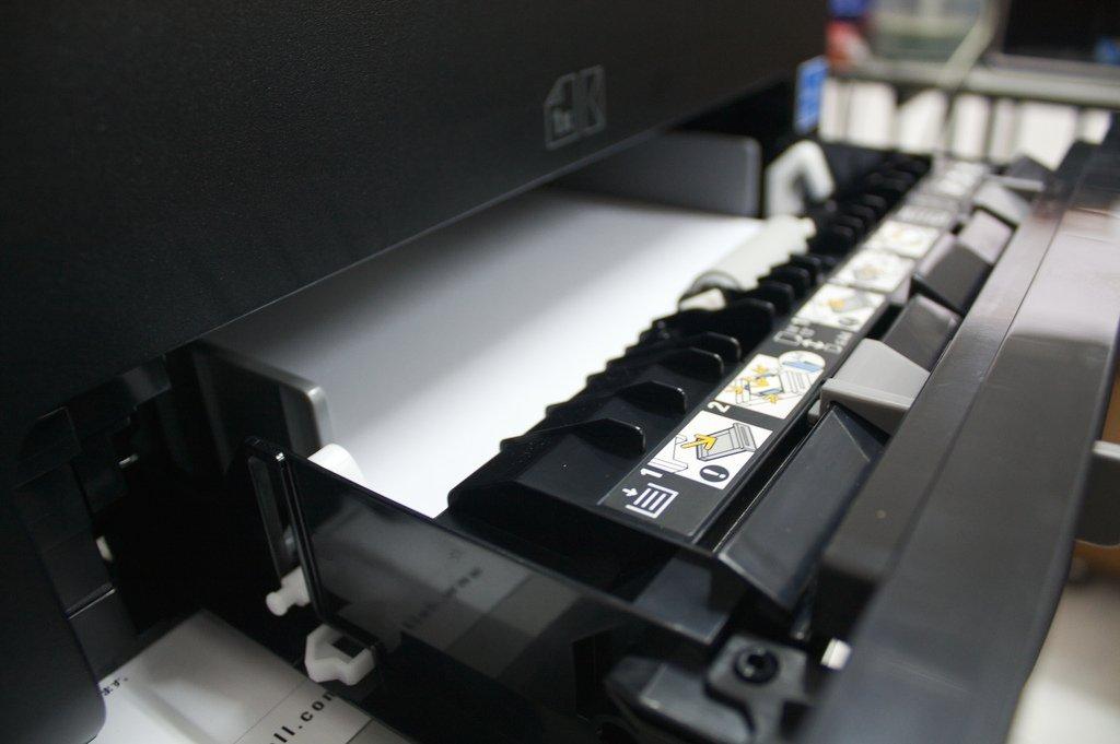 лазерный принтер как работает