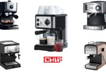 недорогие автоматические кофемашины