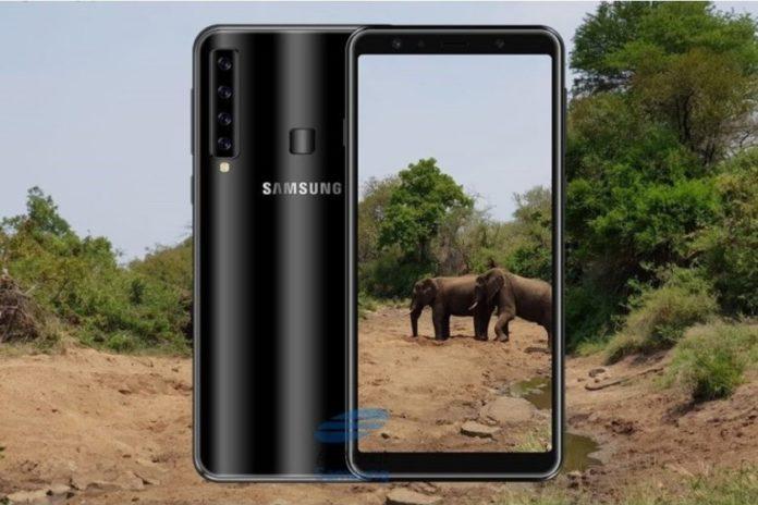Samsung Galaxy A9s с четверной камерой полностью рассекречен