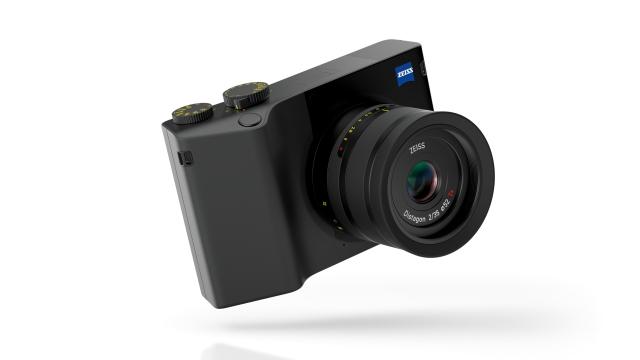 Обзор камеры Zeiss ZX1: беззеркалка на Android