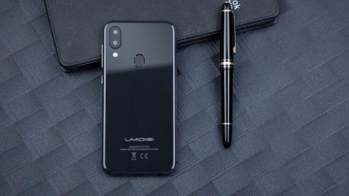 Смартфон Umidigi A3 Pro: двухсимочный «зверь» дешевле 8 000 руб.