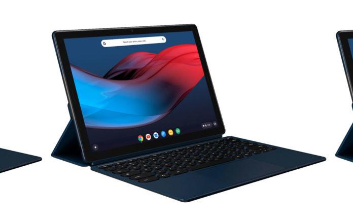 Представлен первый гибридный планшет от Google на базе Chrome OS