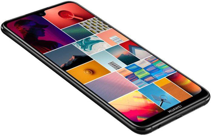 Huawei готовит гигантский смартфон с кожаной отделкой