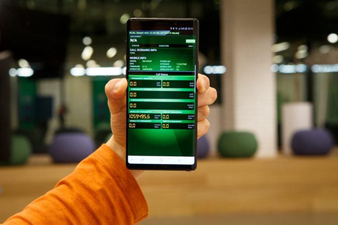 Российский сотовый оператор установил новый рекорд скорости мобильного интернета
