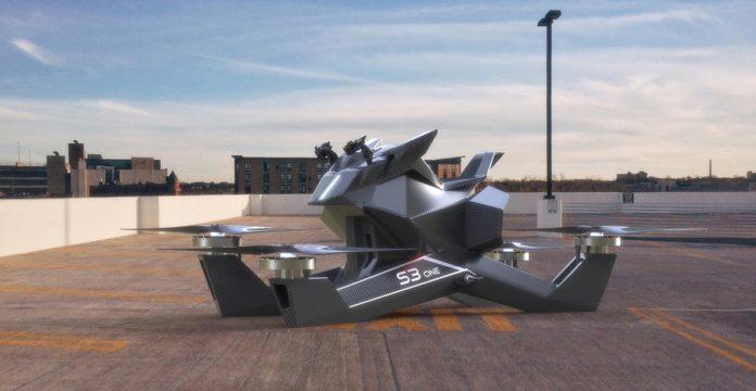 Летающий мотоцикл Hoversurf S3 уже можно купить!