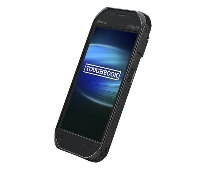 Сверхзащищенный смартфон Panasonic можно ронять на бетон с высоты 1,8 метра