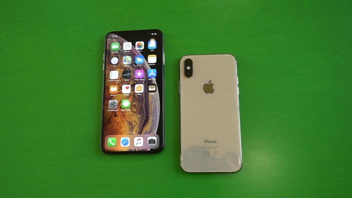 Новый цвет iPhone XS und XS Max: Gold