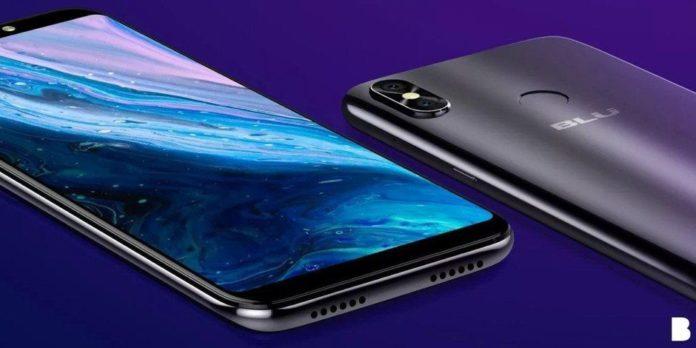 6-дюймовый смартфон Blu Vivo Go с «голой» Android 9 стоит дешевле 6 000 руб.!