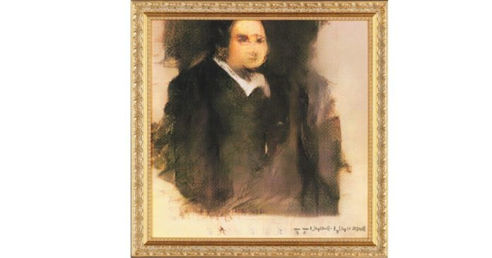 Искусственный интеллект нарисовал картину, оцененную в $432 000