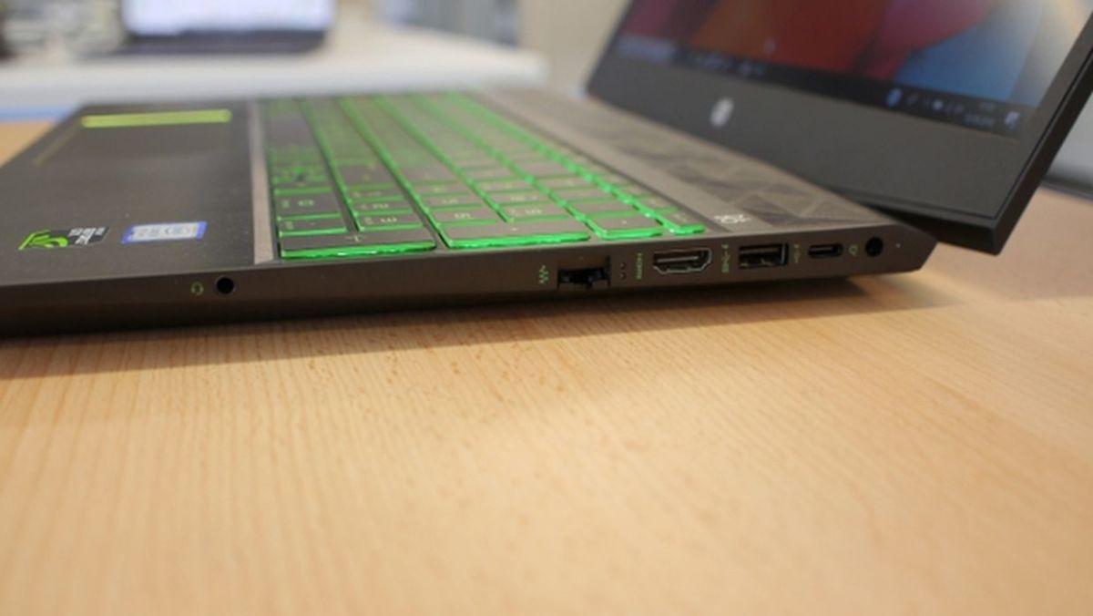 Тест ноутбука HP Gaming Pavilion 15: для тех, кто играет редко