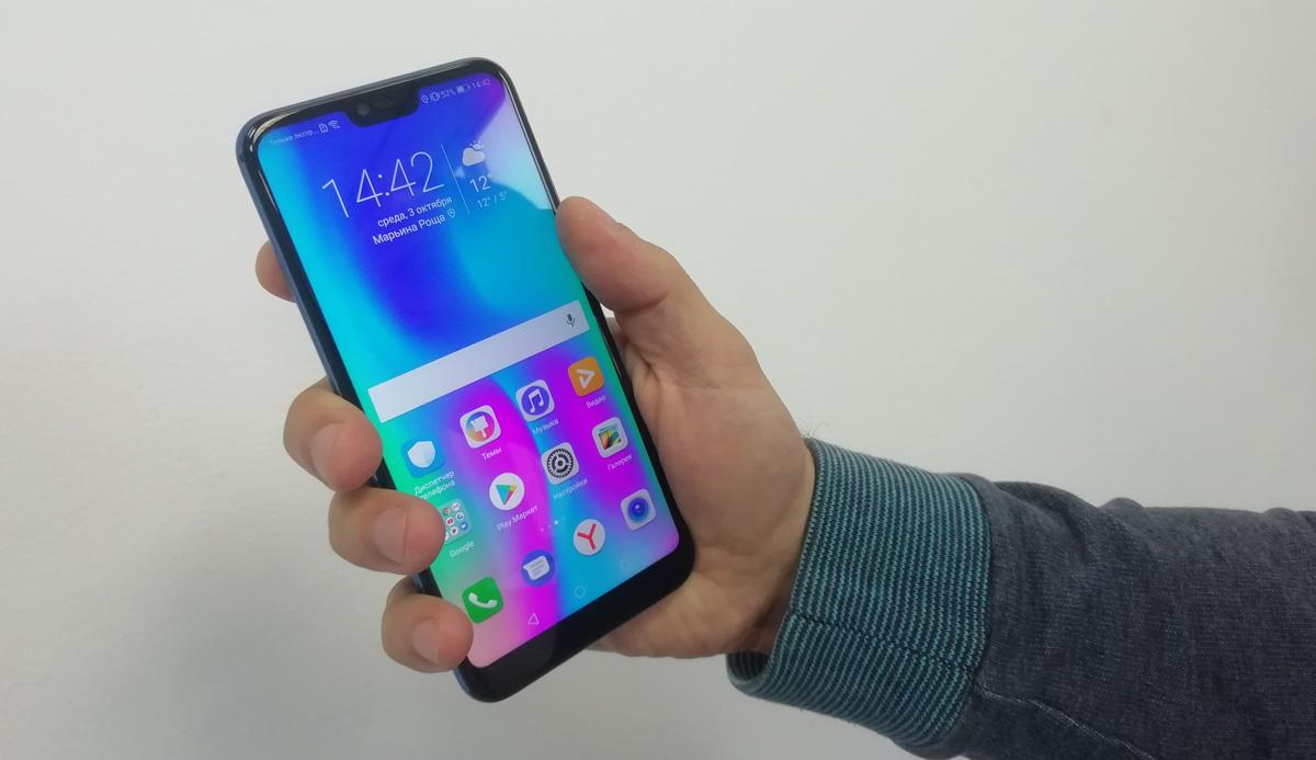 Обзор смартфона Honor 10: как вам такое, флагманы?