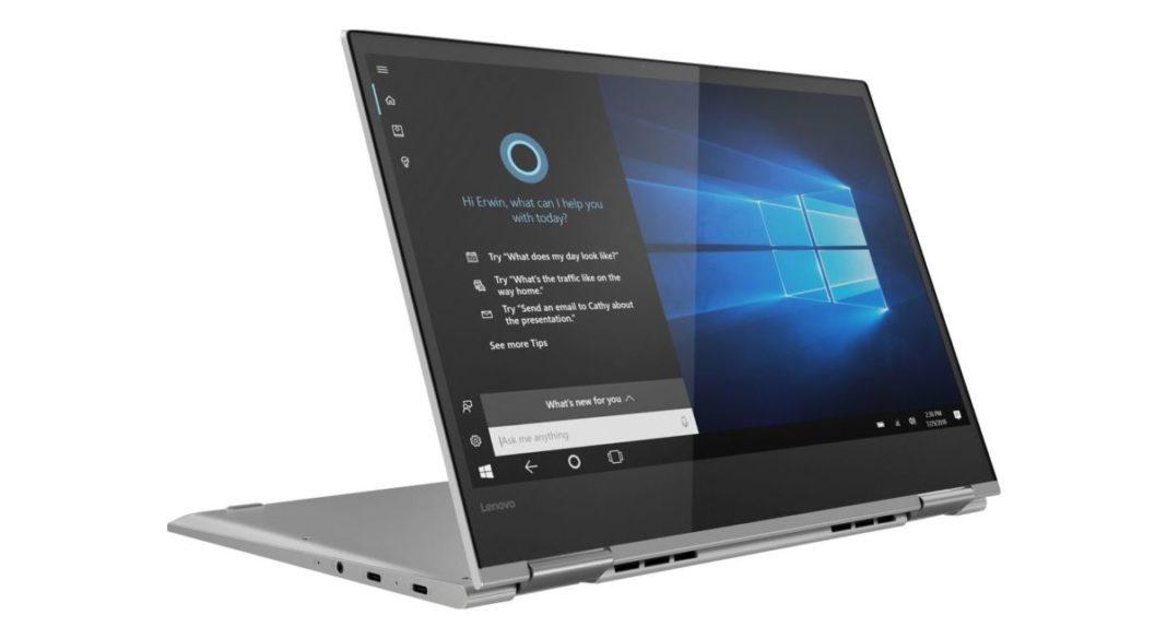 Тест и обзор Lenovo Yoga 730: трансформер с шикарным дизайном