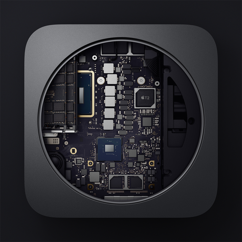 Осенние яблоки: изучаем особенности новых MacBook Air, Mac mini, iPad Pro