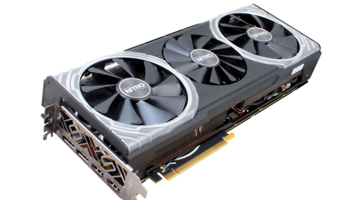 Тест Sapphire Radeon RX Vega 56 Nitro: тихая и мощная видеокарта класса High-End