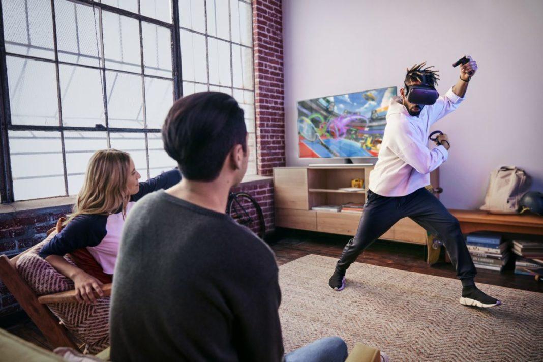 VR-очки Oculus Quest не будут соревноваться с консолями