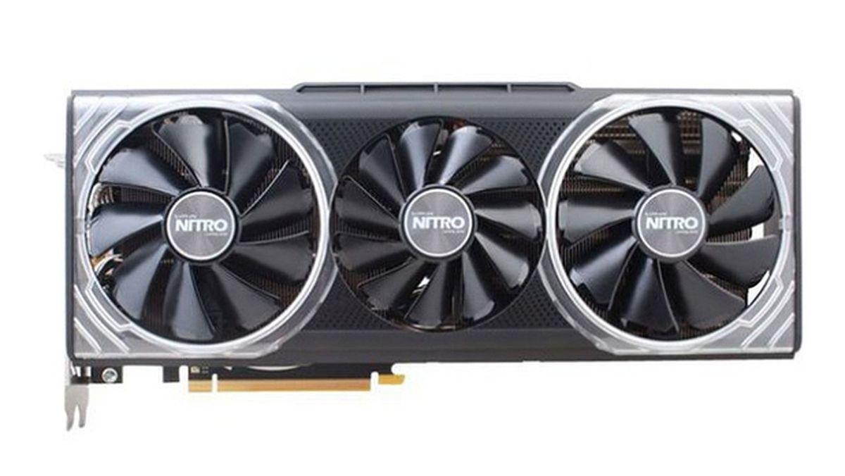 Новинка подкупила нас очень низким уровнем шума: Новейшая видеокарта Sapphire Radeon RX Vega 56 Nitro + (Изображение: AMD)