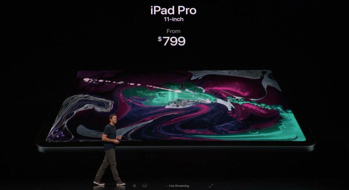 iPad Pro 2018 представили официально: что в нем интересного?