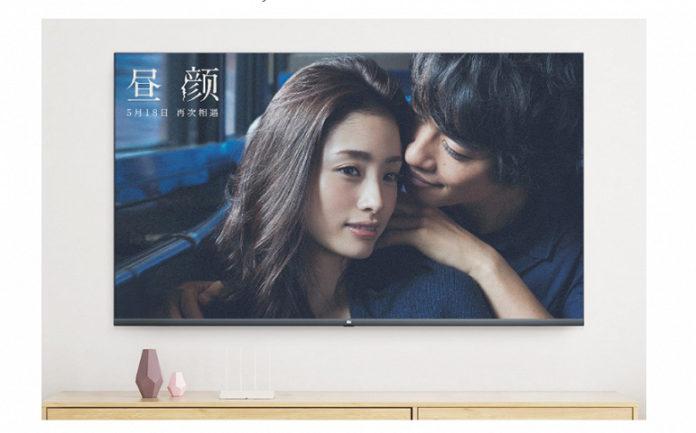 Xiaomi представила большой 65-дюймовый 4K-телевизор по разумной цене